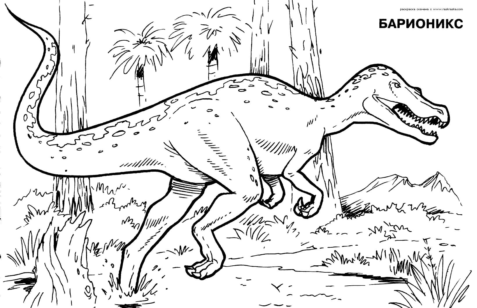 Vaizdo Rezultatas Pagal Uzklausa Dinozaurai Spalvinti Dinosaur