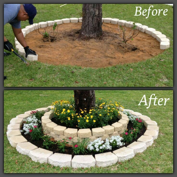 Beautiful Project For Leftover Paver Stones.