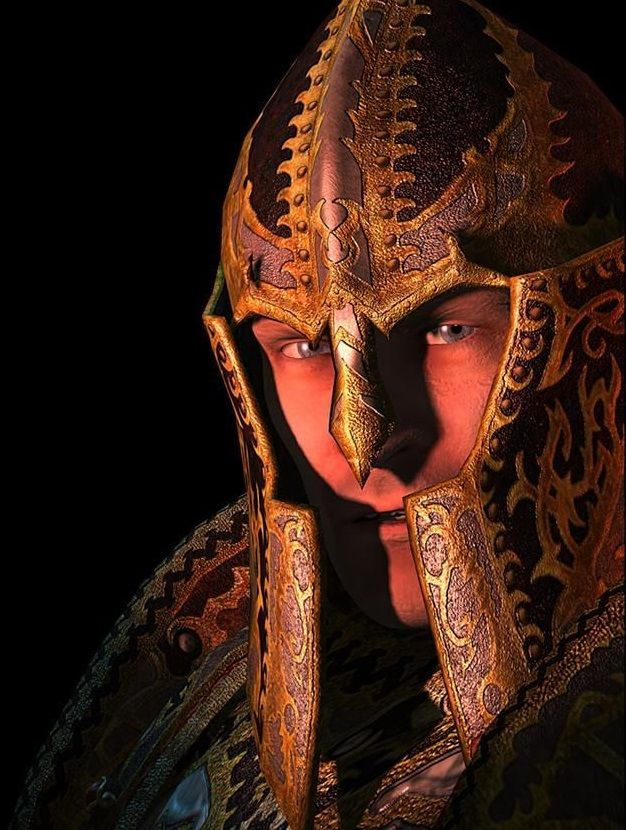 Hero Of Kvatch Elder Scrolls Oblivion The Elder Scrolls Iv Elder Scrolls