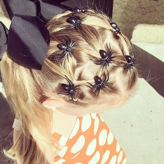 30++ Coiffure halloween fille idees en 2021
