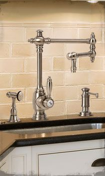 Waterstone High End Luxury Kitchen Faucets Waterstone Faucets