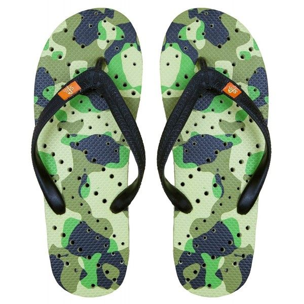 6a0a55ac29aa Antimicrobial Shower Water Sandals - Classic Green Camo ...