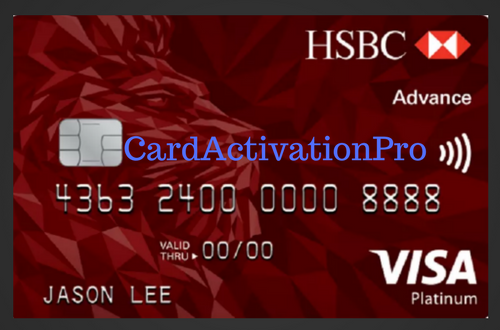 Hsbc Credit Card Activation Hsbc Card Activation Cash Rewards Credit Cards Rewards Credit Cards Hsbc