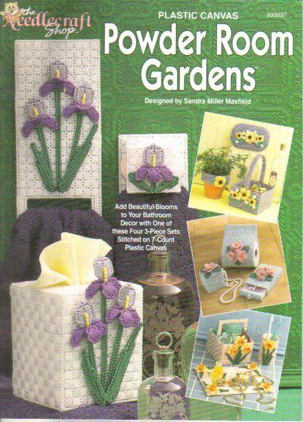 Powder Room  993037 Gardens 1