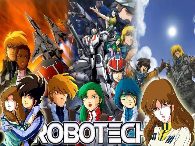 Robotech pode voltar, graças aos fãs e o Kickstarter!