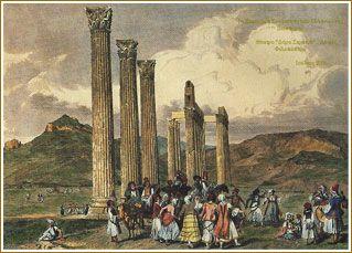"""Hier noch eine Idee von mir, um einen eventuellen Aufenthalt in Athen kurzweiliger zu gestalten! Die Vorstellungen unter freiem Himmel mit jeweils 75 Tänzern in authentischen Kostümen, Musiker und Sänger werden auch sogenannte """"Tanzbanausen"""" begeistern!!!Das lebende Museum des griechischen Tanzes Eine"""