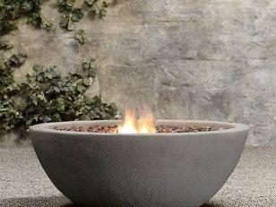 Restoration Hardware Firepit Cool Fire Pits Fire Bowls Propane Fire Bowl