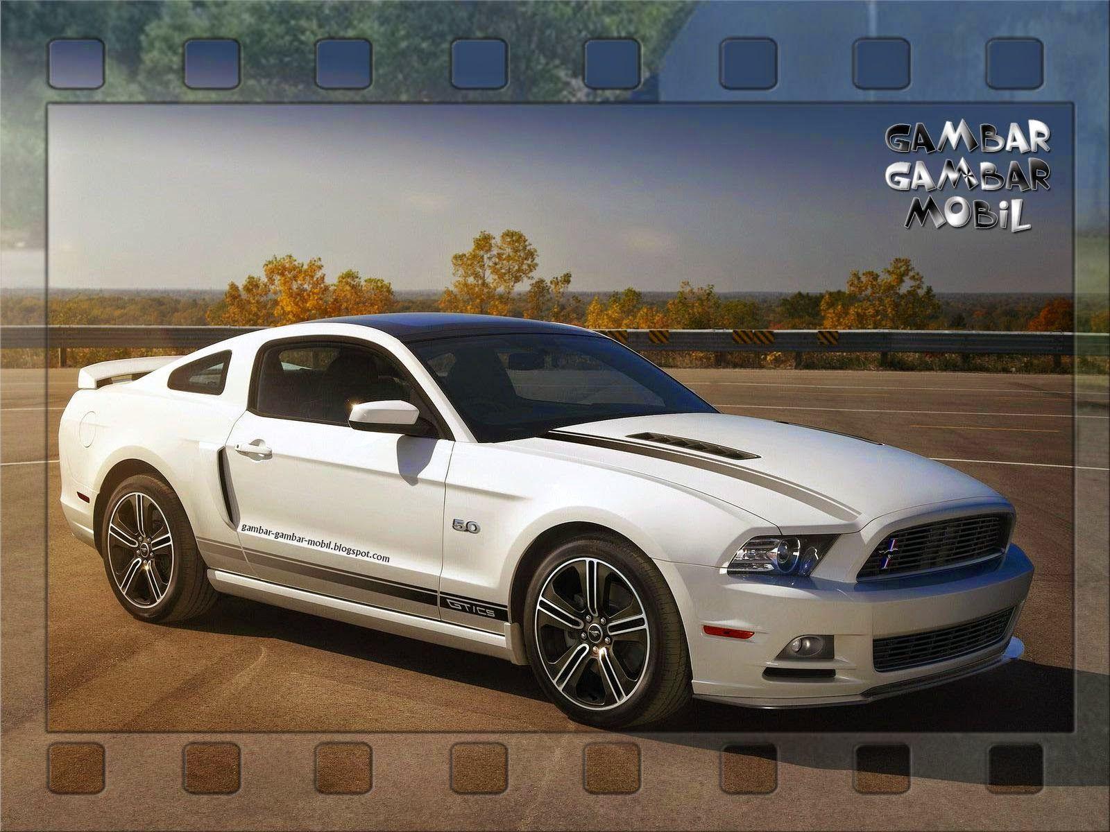 Gambar Mobil Mustang Mobil Mustang Ford Mustang Gt Mobil