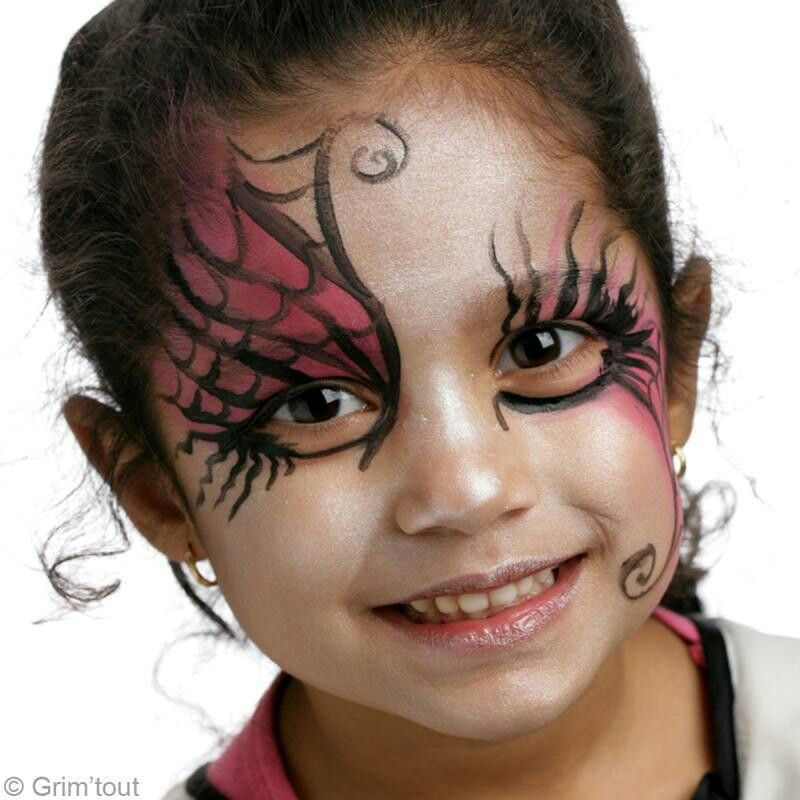 maquillage sorcière enfant | maquillage | halloween makeup