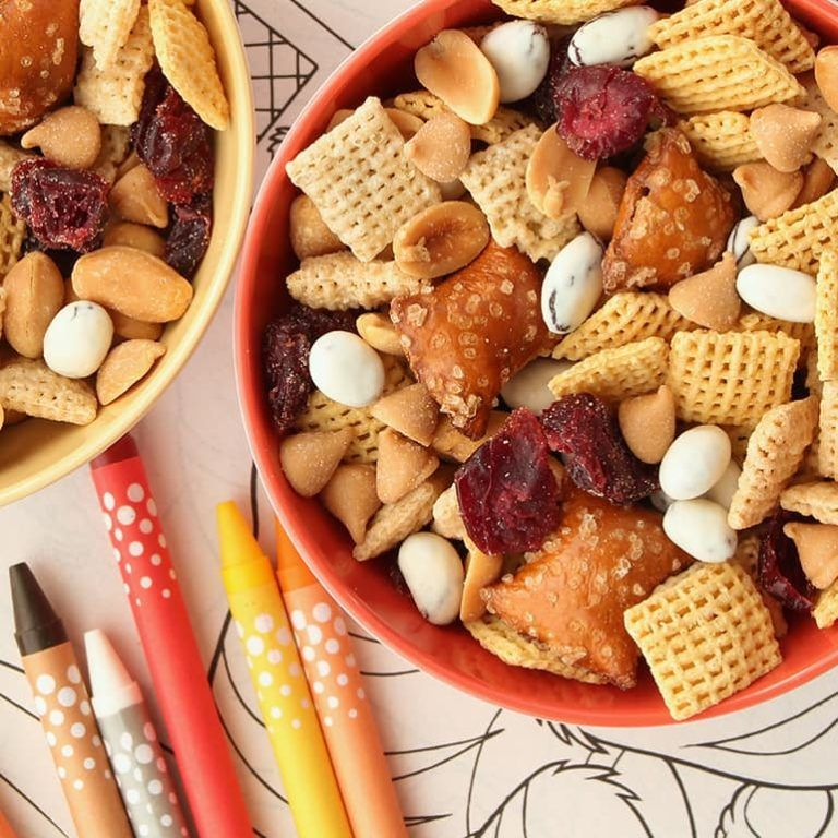 Peanut Butter and Jelly Chex™ Trail Mix