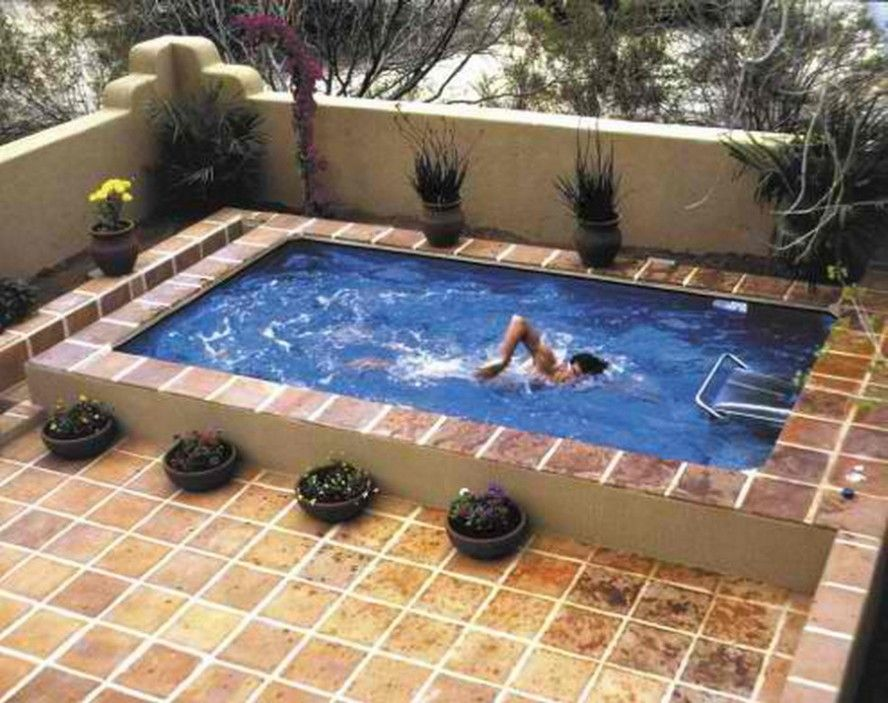 Abstract Swimming Pool Designs With Unique Shapes: Tiny Swimming Pool  Designs Concrete Floor Natural Ideas  Concrete Pool Designs