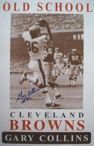 Gary Collins Cleveland Browns Receiver | Browns Gary Collins