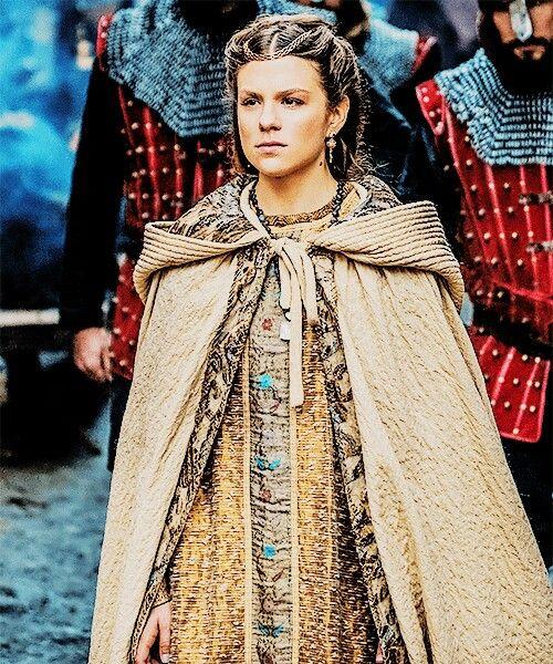 princess gisla vikings season 3 vikings pinterest vikings