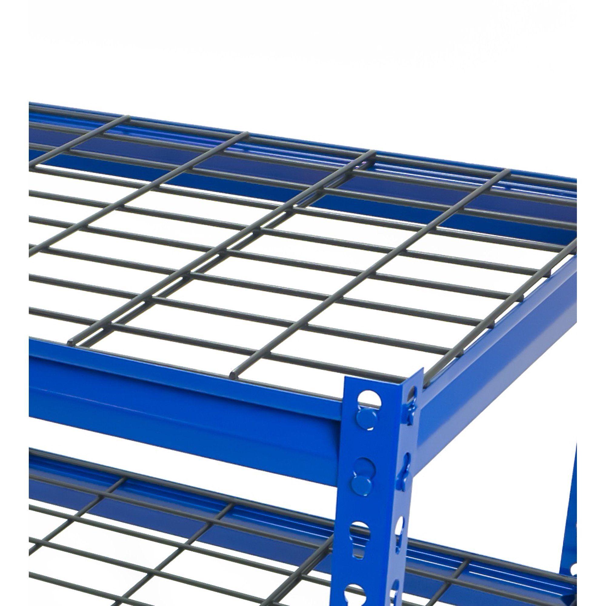 shelf steel wire shelving unit