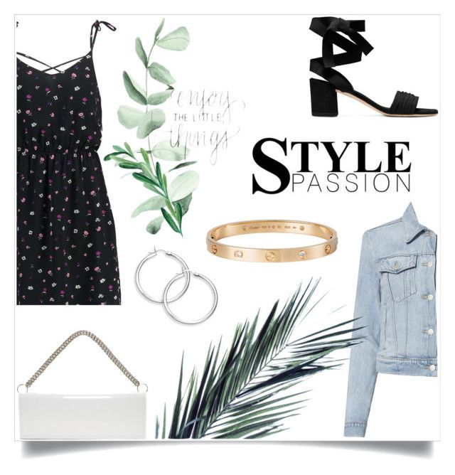 Spring Time Spring Styles By Lilykibu Liked On Polyvore Featuring Even Odd Vetements Cartier And J Brand Clothes Design Style Even And Odd