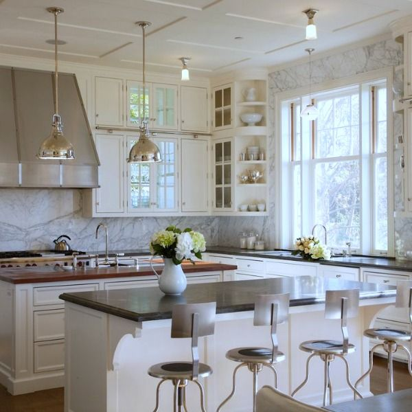 Georgian Style Interior georgian style: giannetti home | kitchen {bliss} | pinterest