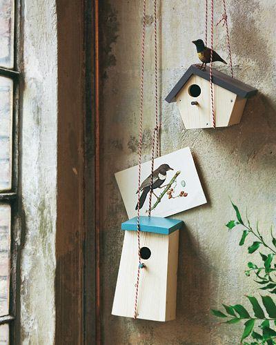anleitung: ein vogelhäuschen selber bauen | girls, selber machen, Best garten ideen