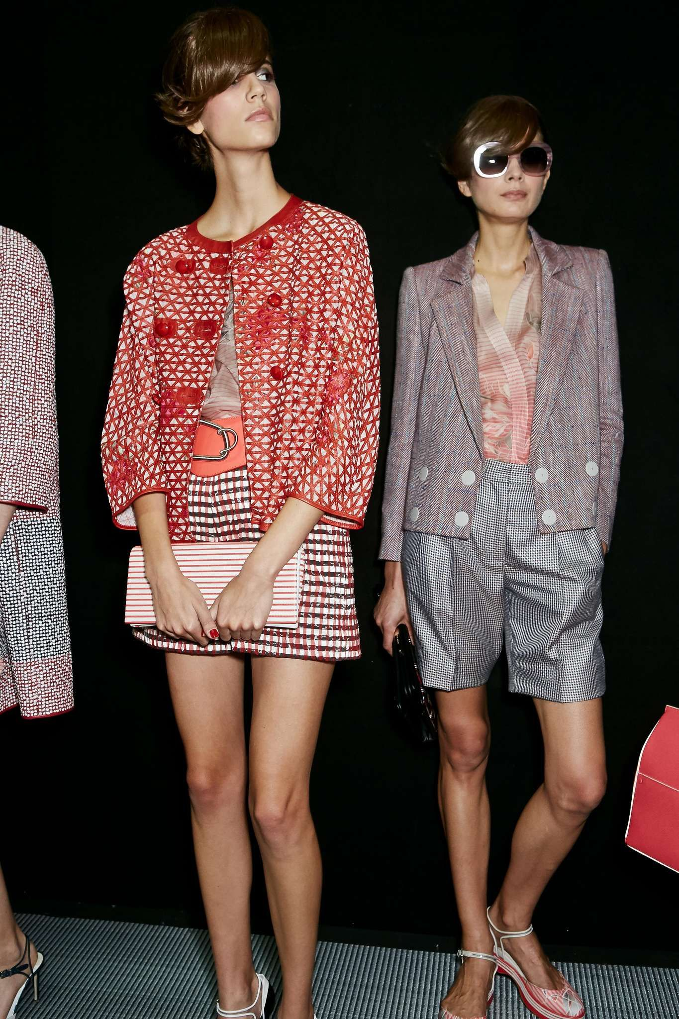 Giorgio Armani Primavera/ Verão 2016, Womenswear - Desfiles (#23060)