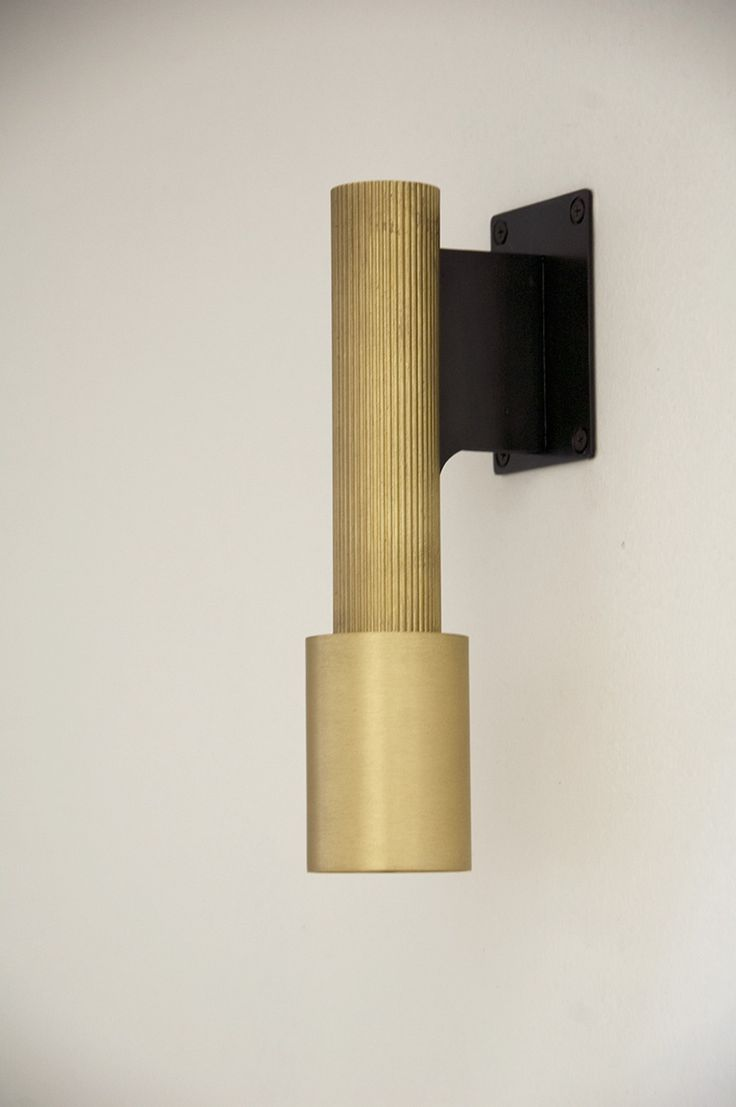 Wall mounted lighting fixture by PSLAB. | mordemn | Pinterest | Wall ...