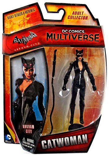 Heroclix DC Batman Selina Kyle Limited Edition Figure