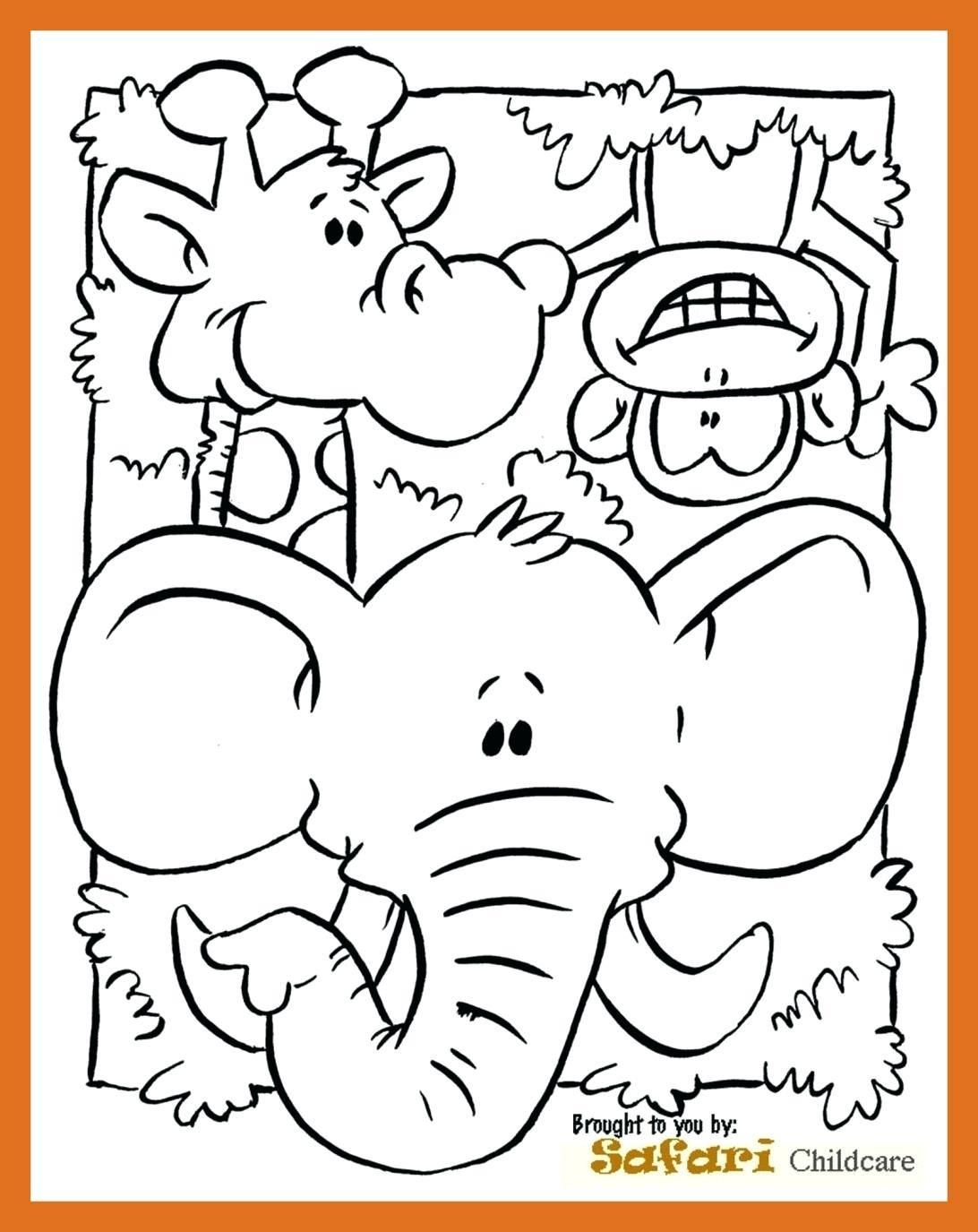 Letter Tracing Sheets For Kindergarten Zoo Animal Coloring Pages Jungle Coloring Pages Zoo Coloring Pages [ 1375 x 1092 Pixel ]