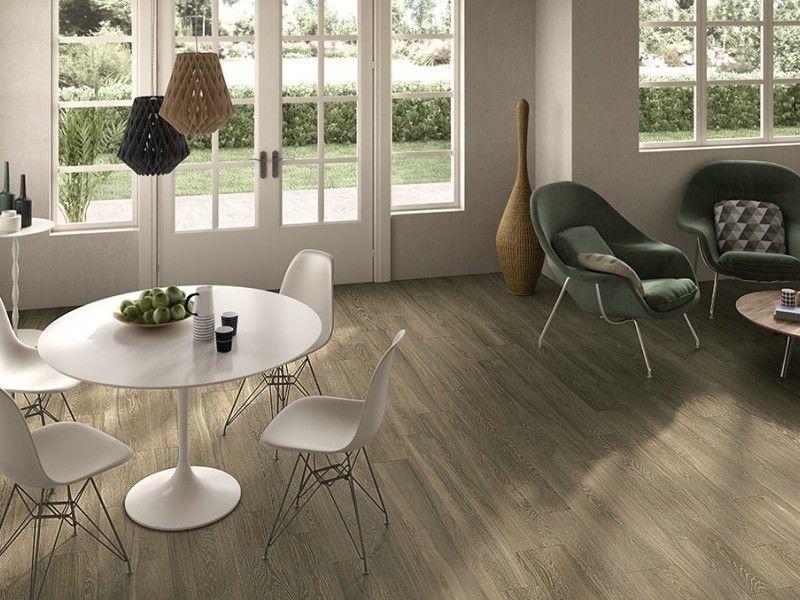 Kierkels - Tegels en Vloeren - Cerdisa Steam Wood Dove Grey 20x120 cm