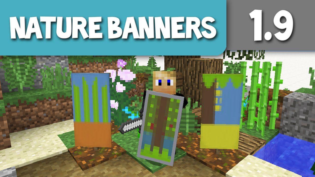 5 nature banner shield