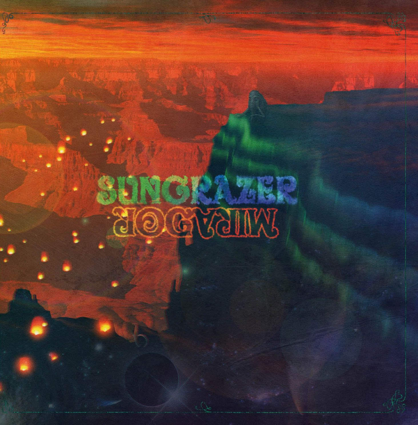 Sungrazer Mirador Psychedelic Stoner Rock With A Slice Of 70 S Garage Lp Vinyl Cool Things To Buy Stoner Rock