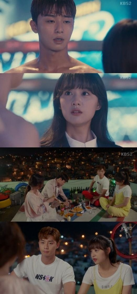 [Spoiler] Added final episode 16 captures for the #kdrama 'Fight My Way'