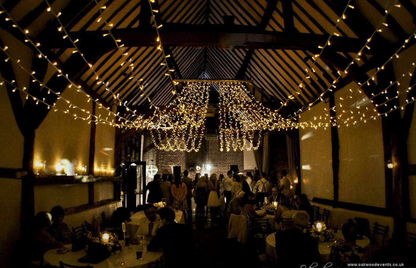 Decorative lights for weddings - Another Cute Simple Idea For The Reception Decor