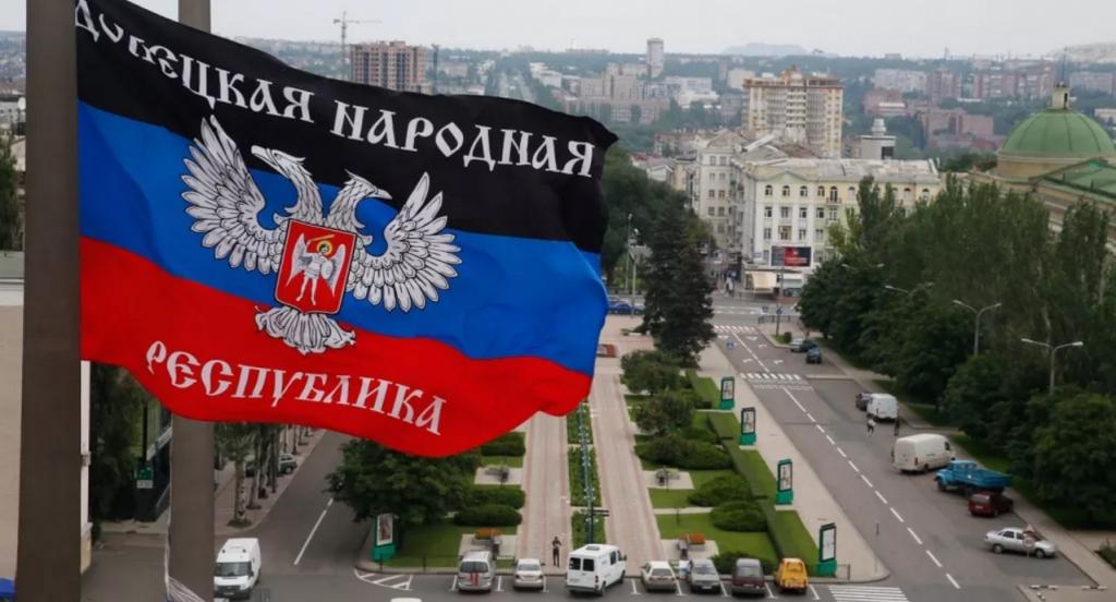 Верховный Совет ДНР направил в ООН заявление на ...