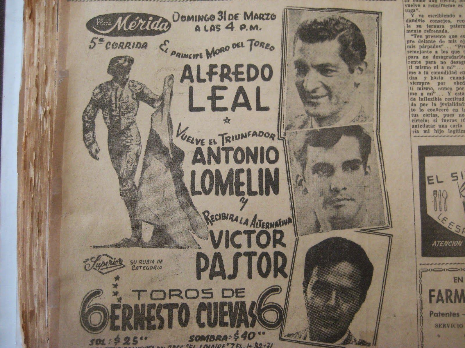 Península Taurina   : Aniversario 47 del doctorado de Víctor Pastor Hijo...