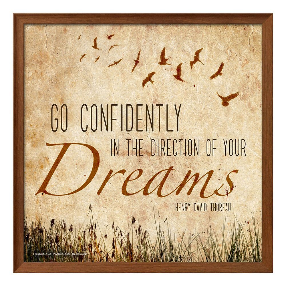 Art.com The Direction Of Your Dreams Framed Wall Art | Products ...