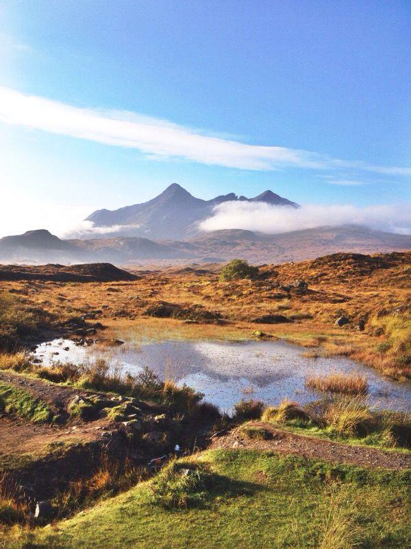 Isle of Skye, The Cullins, Scotland
