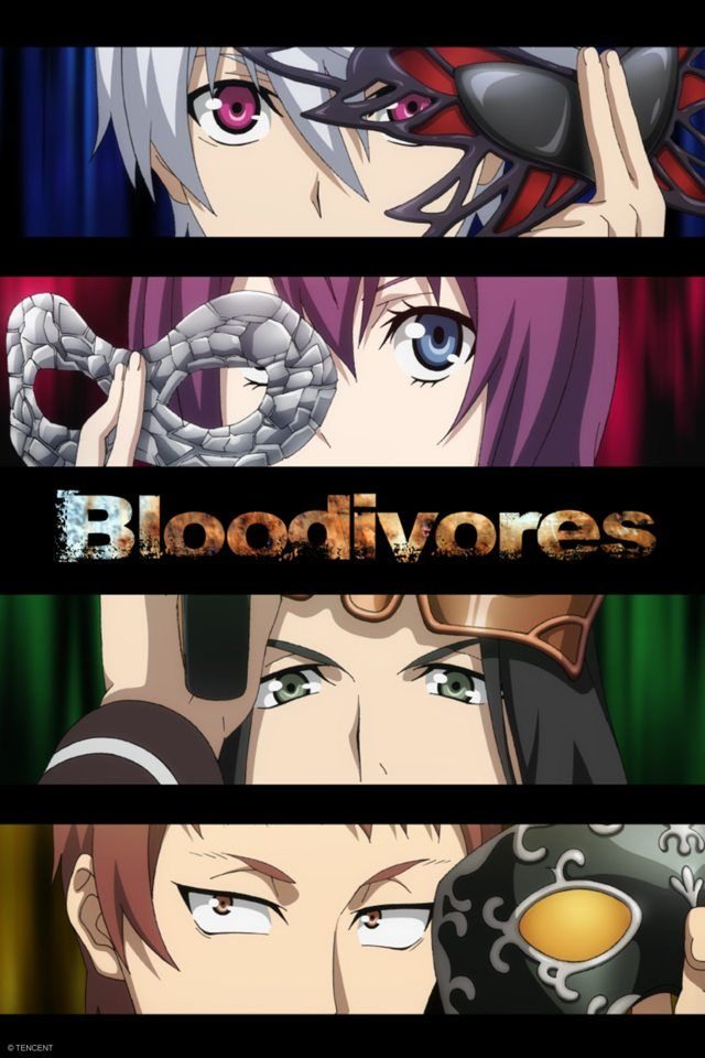 Crunchyroll To Simulcast Bloodivores In Fall 2016 Lineup By Mike Ferreira
