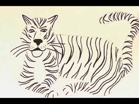 Art attack how to make animal drawings disney india official