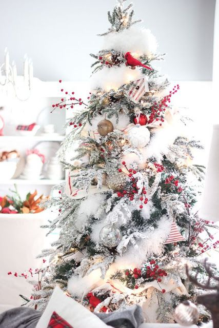 O Espírito do Natal Tradicional * The Traditional Christmas Spirit - by http://home-styling.blogspot.pt