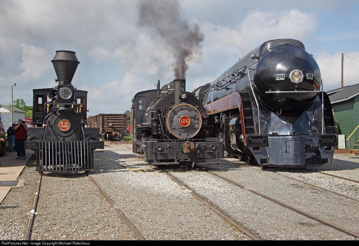 "Western & Atlantic Railroad 12, the ""Texas"", Lehigh"