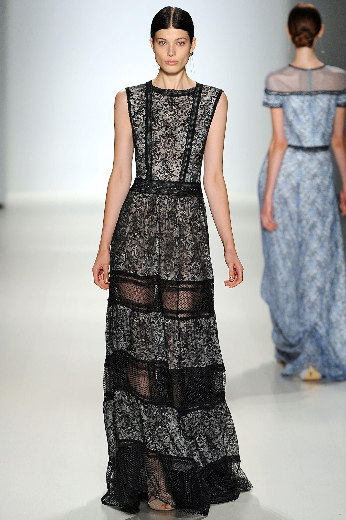 Tadashi Shoji SpringSummer 2014 RTW – New York Fashion Week Tadashi Shoji SpringSummer 2014 RTW – New York Fashion Week new picture