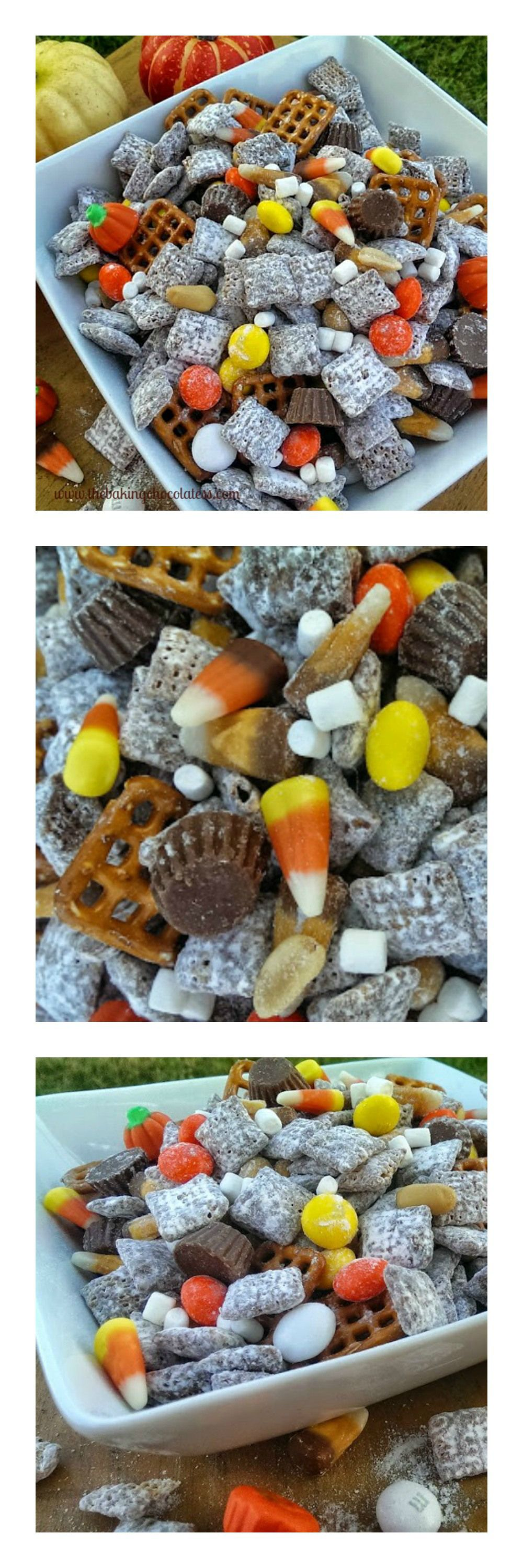 Halloween Party Puppy Chow