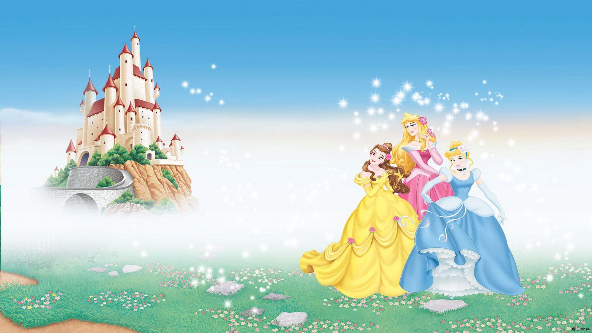 Princess Wallpaper HD Принцесса дисней фото, Принцессы