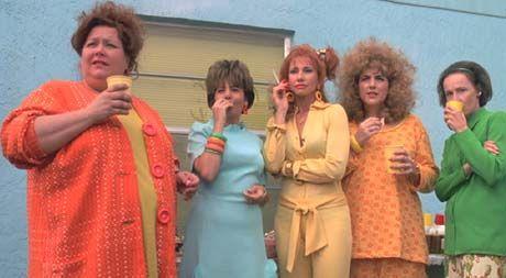 Edward Scissorhands The Suburban Housewife Mob Eyes Peg S