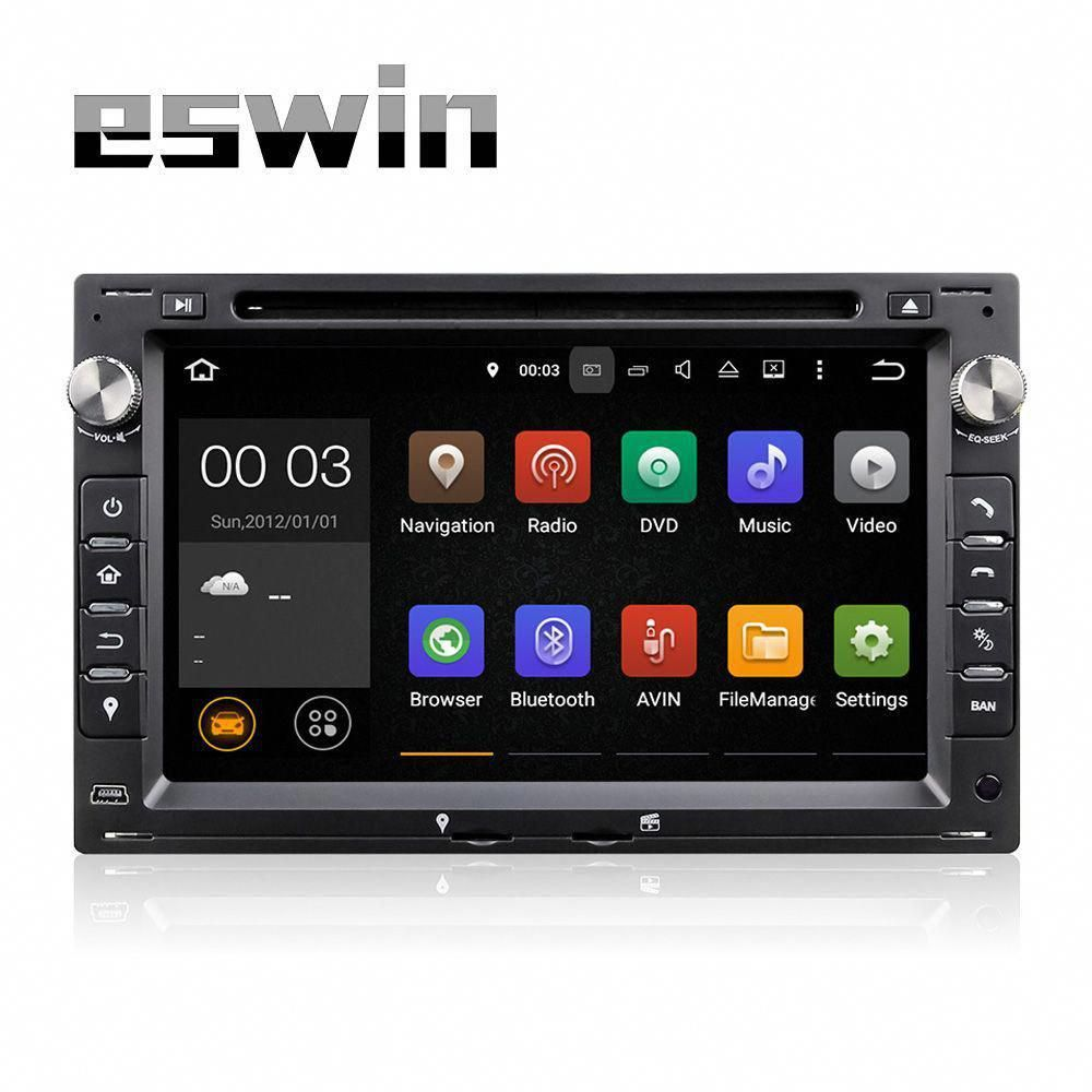 Android 5.1.1 Car DVD Head Unit GPS Radio For Old VW