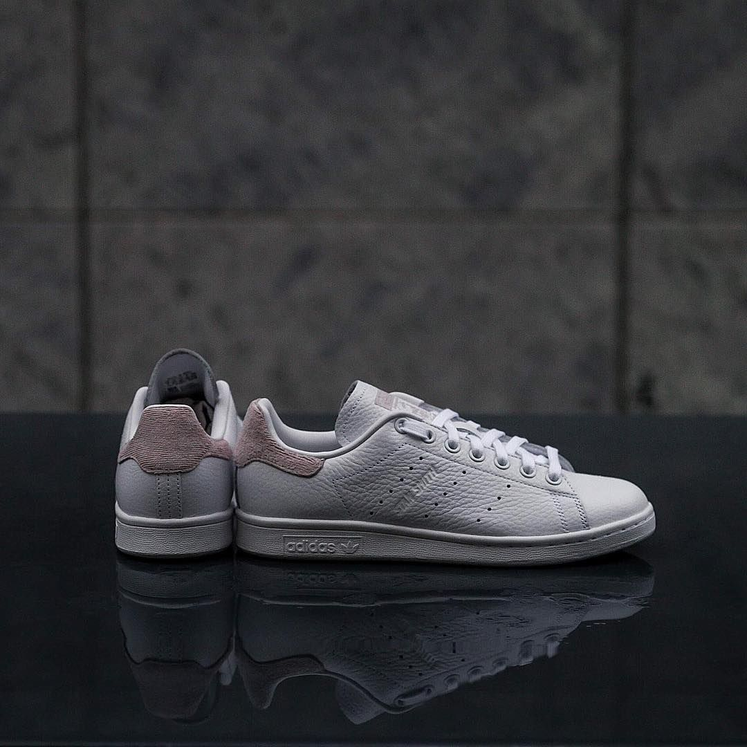"""Adidas Stan Smith """"White"""" available in"""