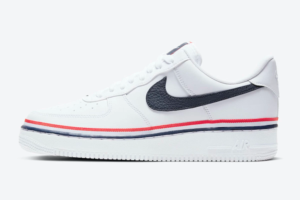 Nike Air Force 1 Independence Day 2020 Official Images Info Nike Air Nike Air Force Nike