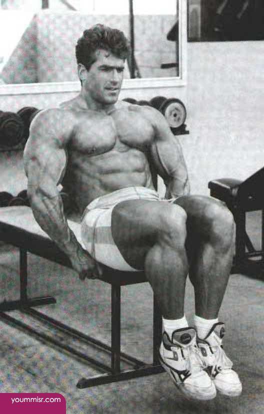 بناء الاجسام والعضلات بالصور كمال اجسام بوب باريس Gym Guys Olympia Fitness Mr Olympia
