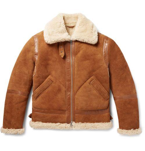 38395d445a23 15 vestes en peaux lainées pour affronter l hiver   Mode homme ...