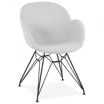 chaise design style industriel tom en