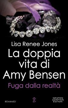 Romance and Fantasy for Cosmopolitan Girls: LA DOPPIA VITA DI AMY BENSEN. FUGA…