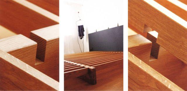 schicke und un bliche bettrahmen ideen auch zum selber bauen bedroom pinterest camas. Black Bedroom Furniture Sets. Home Design Ideas
